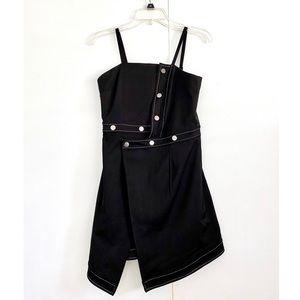 Vintage Snap Dress